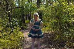 Dollfie trail 1 (RickRemz) Tags: doll cosplay dollfie bluedress livingdoll lakewaterford cutedollfie