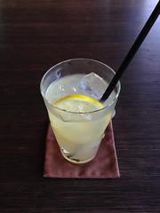 Inujima ginger (cotaro70s) Tags: cafe lemon drink  triennale   setouchi 2013