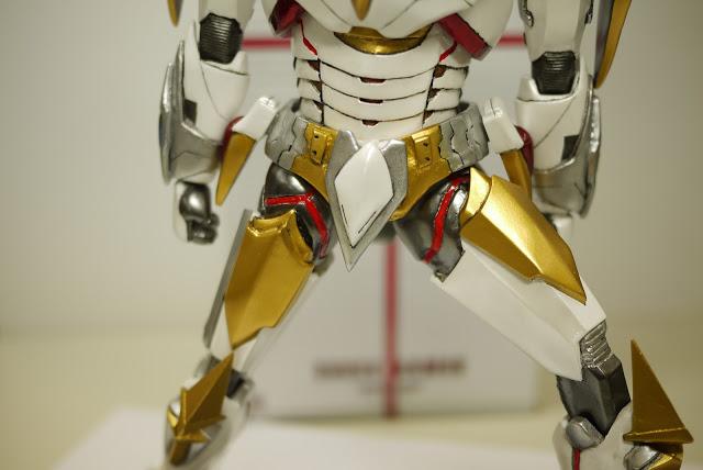 【玩具人阿官投稿】CROSS ARMOR 十字軍對現代泛用型戰甲