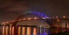 Bayonne Bridge (John Bilous) Tags: autofocus saariysqualitypictures mygearandme mygearandmepremium mygearandmebronze mygearandmesilver blinkagain