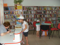 Eu vara CITESC (Mickiewicz1) Tags: copii carti lecturileverii bibliotecapolona