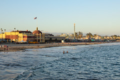 Santa Cruz Beach Boardwalk (Andr Elias) Tags: california santacruz