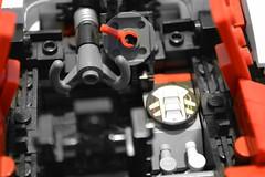 Toyota TS030 (11) (Noah_L) Tags: red white scale car lego large junior hybrid lemans mocs moc legobuilders mocpages lbjr legobuilderjunior legobuilderjr lbjunior
