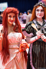 D23 2013 Day 3 (YorkInTheBox) Tags: ariel minolta cosplay sony disney sally cosplayers thelittlemermaid thenightmarebeforechristmas d23 a57 cosplaying d23expo disneycosplay d232013