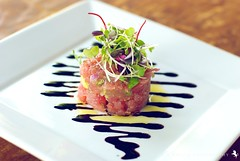 Tuna Tartare (Ciara*) Tags: food yum italiano cadelsole