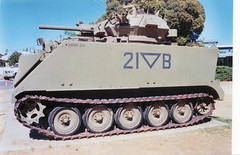 """RAAC M113A1 (1) • <a style=""""font-size:0.8em;"""" href=""""http://www.flickr.com/photos/81723459@N04/9875415264/"""" target=""""_blank"""">View on Flickr</a>"""