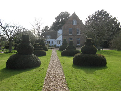 Hemingford Grey: The Manor (Cambridgeshire)