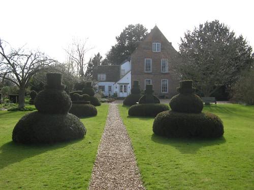 Hemingford Grey: The Manor (Cambridgeshire)