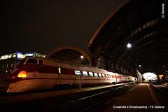 ETR 450 (Ferrovie dello Stato Italiane) Tags: milano alstom stazione treno ferrovia anniversario treni ferrovie pendolino fondazione