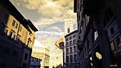 Firenze (EdoardoCiervo) Tags: city italy florence italia chiesa campanile tuscany firenze piazza duomo toscana medievale citt medioevo mediaval beutifull