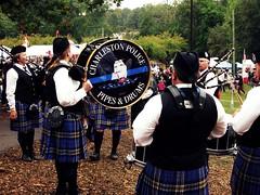 bagpipes (BoringPostcards) Tags: georgia kilt scottish games highland stonemountain 2013 smhg