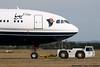 Airbus A340-213, 5A-ONE 0151, Libya Government (Jean-Guy Aldegon - AéroSpot66) Tags: de one jet airbus aeroport 213 perpignan avion ligne privé 340 gouvernement affaire kadhafi présidentiel 5aone