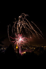 Halesowen Fireworks 2013 (PaulMale42) Tags: fireworks westmidlands november5th stjohnthebaptistchurch b63 halesowen halesowencricketclub halesowenchurch