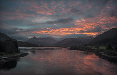 "Ballachulish Sunrise • <a style=""font-size:0.8em;"" href=""http://www.flickr.com/photos/24720920@N04/11158755395/"" target=""_blank"">View on Flickr</a>"