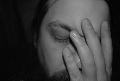 Day 246 {611} (Alabaster Frank) Tags: portrait self project humanity depression 365 mentalhealth schizophrenia mentalillness