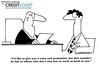 Stupid Boss (CreditLoan.com) Tags: boss funny jobs jokes cartoons