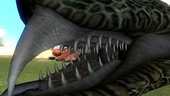 2013-12-23_00040 (mawshotmaster) Tags: dog macro tongue mouth dragon dino dinosaur snake teeth tiger micro animated openmouth throat trex garrysmod mouthopen vore turok mawshot mawshotmaster