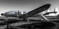 Grand Canyon Connie (George Baritakis) Tags: arizona usa airplane aviation retro