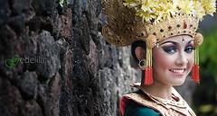 IMG_1771_Cute Balinese Girl (gedelila) Tags: bali stockphoto balinese gadisbali legongkraton tarilegong