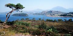 Amazing Scotland   # HFF (Fr@nk ) Tags: film landscape islands scotland amazing nikon scenery europe kodak north scenic dia slidefilm 1995 slides ektachrome f50 schotland positivefilm volvo245 mrtungsten62