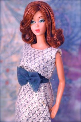 Beautiful Bride Barbie - OOAK reroot