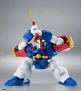 ROBOT魂 魔神英雄傳 龍神丸 2.0版本