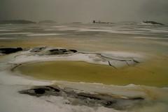 Not the perfect winter day (Basse911) Tags: winter snow ice water suomi finland islands is vinter balticsea nordic february talvi ostsee snö vatten itämeri archipelago östersjön februari helmikuu täktom täcktom