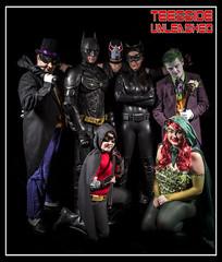 Teesside Unleashed (Jon Dea Photography) Tags: woman robin cat penguin ivy batman joker poison teesside unleashed