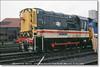 09012 'Dick Hardy' at Woking 150  May 30th 1988 (Bristol RE) Tags: 09 class09 dickhardy woking150 09012 wokinggoodsyard