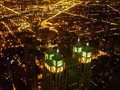 Happy 175th bday chicago :) (bharl) Tags: usa chicago illinois chitown highrise bday johnhancockbuilding windycity signatureroom 175th 95thfloor