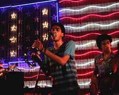 decorator (B R A N D) Tags: music chicago southwest girl sign festival america canon austin 50mm coast illinois concert neon texas flag south 28mm band sxsw 7d middle bourbon brand decorated 30d 2014 mrbluesky krisbrand 2014