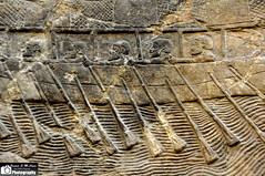 A warship from Nineveh (Assyria, Babylon, Akkad, Sumer...) Tags: nineveh warship assyria sennacherib