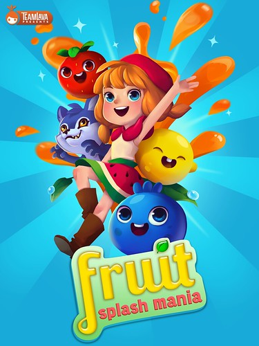 Fruit Splash Mania Loading: screenshots, UI