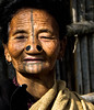 In the Light (rob of rochdale) Tags: travel light woman india smile tattoo indian traditional tribal tradition tribe neindia northeastindia apatani noseplugs robofrochdale