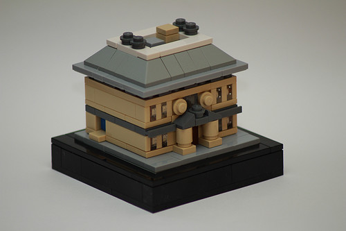 Micro modular Courthouse