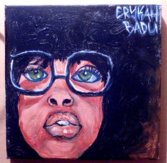 Erykah Badu (nonesense69) Tags: art colors face pencil hair graffiti sketch eyes artist none drawing character letters canvas freehand draw crayons graffitiartist graffitiart badu erykah 2014 acrilyc nonesense drawwing instagraff