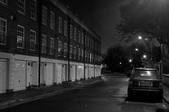 Townhouses (pixelhut) Tags: uk england london night dark nocturnal nightshot bermondsey rangerover southlondon rotherhithe southwark townhouses se16