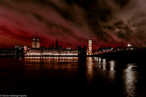 Watching Over Us - London City Parliament