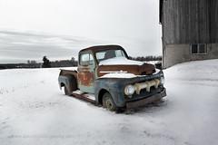 Old love (Zoran Zoran) Tags: mercury oldtimer pickuptruck abandoned rusty