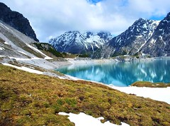 Lüner See (almresi1) Tags: mountains juni austria österreich alpen bergsee lünersee brandnertal