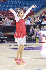 Fancy Feet Globetrotters Performance (vbossi) Tags: portrait smile face canon dance lowlight performance sacramento highiso globetrotters llens fancyfeet 12800 5d2 canon70200fl