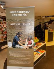 Presentació del llibre d'Iñaki Alegria a la llibreria Claret de Barcelona (03-II-2015)