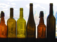 Bottles (Pascal Deguine) Tags: salzburg bottles olympus em10 40150 stadtalm