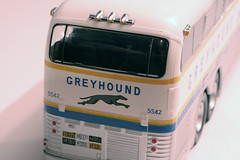GMC Scenicruiser Greyhound '56 (yannick1981) Tags: greyhound collection 1956 gmc 143 hachette scenicruiser