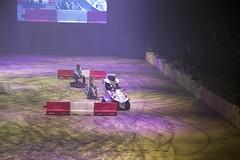 Top Gear Live, Liverpool, February 2015 (Rochdale 235) Tags: show uk race liverpool live bbc peel stig liveshow topgear jeremyclarkson 2015 p45 richardhammond p50 thestig jamesmay echoarena topgearlive