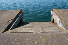 loading ramp,  Portencross (wwshack) Tags: scotland pier ayrshire portencross southayrshire