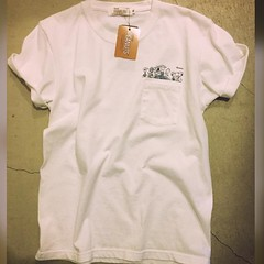 May 16, 2016 at 02:45PM (audience_jp) Tags: fashion japan shop tokyo audience peanuts snap snoopy schulz  coordinate ootd   audienceshop  tee upscapeaudience tee
