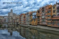 Reflexes de Girona (Francesc Torres) Tags: game rio river de reflex catedral catalonia girona catalunya dali juego gerona thrones tronos 5dmk3