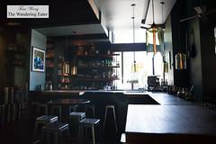 Bar area (thewanderingeater) Tags: atlanta georgia brunch buckhead holemanfinch