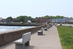 Narragansett Town Beach (anastasiia_ki) Tags: ocean usa america newengland rhodeisland narragansett